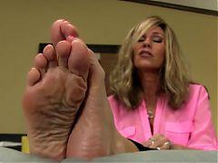 Stepmom Feet Joi