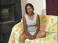 Black MILF blows FM14