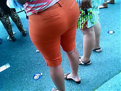 Puerto Rican Lady's Ass