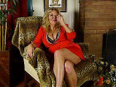 Hot Dirty Granny Pleasing Herself