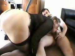 Big Butt British MILF