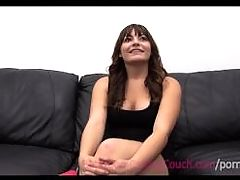 Mexican Fiance Ambush Creampie On Casting Couch