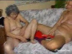 Grannies getting horny