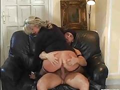 Granny amp Her Boy Toy