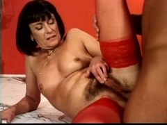 Anal with a mature milf bushy asshole troia culo peloso