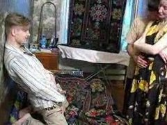 Naughty Mom with her Son 039 s friend and his friend