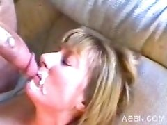 Milfs getting fucked and facialized