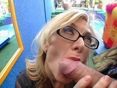 Mature nina hartley milf