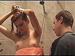 Teen redhead russian girl