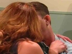 Mature redhead milf gets fucked