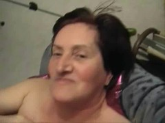 Mature expierenced german granny