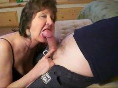 Milf Is Sucking My Dick! Real Amateur F70