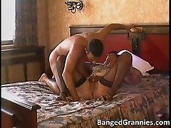 Nasty Brunette MILF Slut Gets Her Wet Cunt Banged Hardc