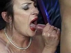 Mature Trailer 1 Mature Cumshot