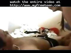 Pareja Del Brasil Teen Amateur Teen Cumshots Swallow Dp