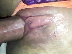 Very wet milf pussy closeup