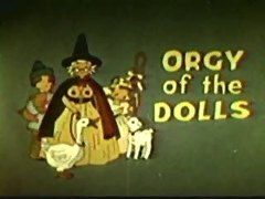 Buttersidedown Orgy Of the Dolls