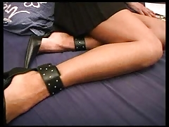 Hot french milf anal