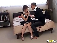 AzHotPorn com Beautiful Mature Woman Convulsion Doll