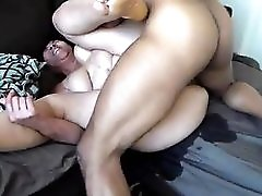 Fat Mature Fucks and Squirts