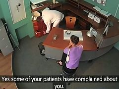 Doctor Love's Office Insurance Lady By Packmans