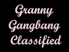 Granny Gangbang Classified