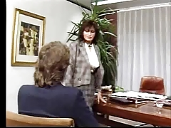 German MILF anal at the office