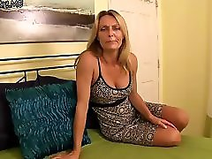 Brenda James Jacking off for my step mom t