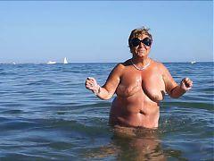 Brenda on holidays 2