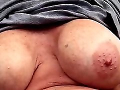 Katherine Brown Licking Her Pussy After Putting On A Pee Display Outdoor
