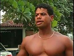 Brazilian Babe gets fucked