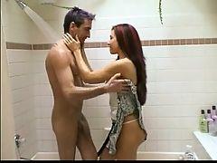 Sexo en la ducha