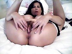 Mature webcam lingerie