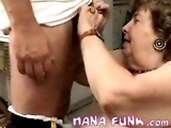 Mature nana funk