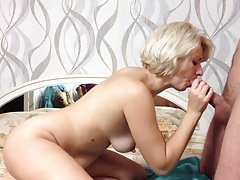 Homemade stunning mature couple in a hot clip