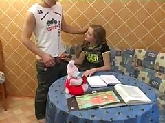 Olia Young Russian Teen Fucked