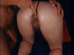 Vintage Teeny Girl First Time Buttfuck