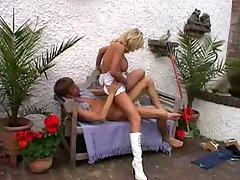 Blonde British Milf II by snahbrandy