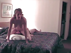 Dawn Naughty Nurse MILF with Hard Nipple Licked In Hotel