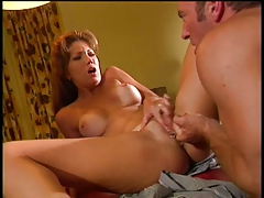 Mature Porn Star Fills Up The Pussy Of This Doubly Pierced Cunt With Hard Cock