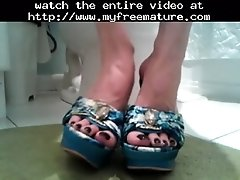 High Heels Long Black Toenails Mature Mature Porn Grann