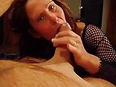 Amateur Milf Blowjob and Sex