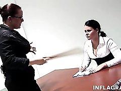 Fisting Mature Lesbians