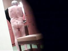Grandpa In Locker Room 2