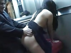 Fabiana Venturi lo prende nel culo