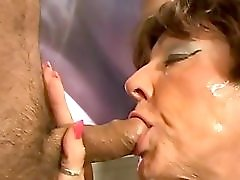 MILF Swallows it ALL and wants MORE
