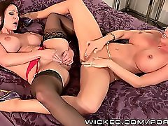 Wicked Two sexy milfs have some fun
