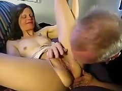 Skinny Amateur Slut Getting A Good Fuck With A Black Man