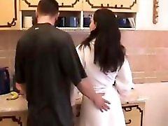 Couples Kitchen Sex