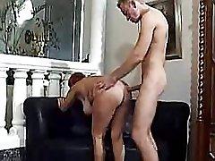 Flopping boobs doggie